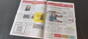Brink Multimedia in de Mooi Bernheze Krant